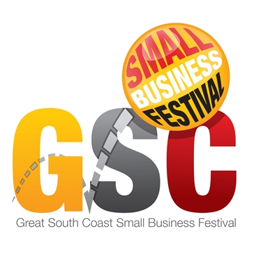 Great South Coast Small Business Festival logo