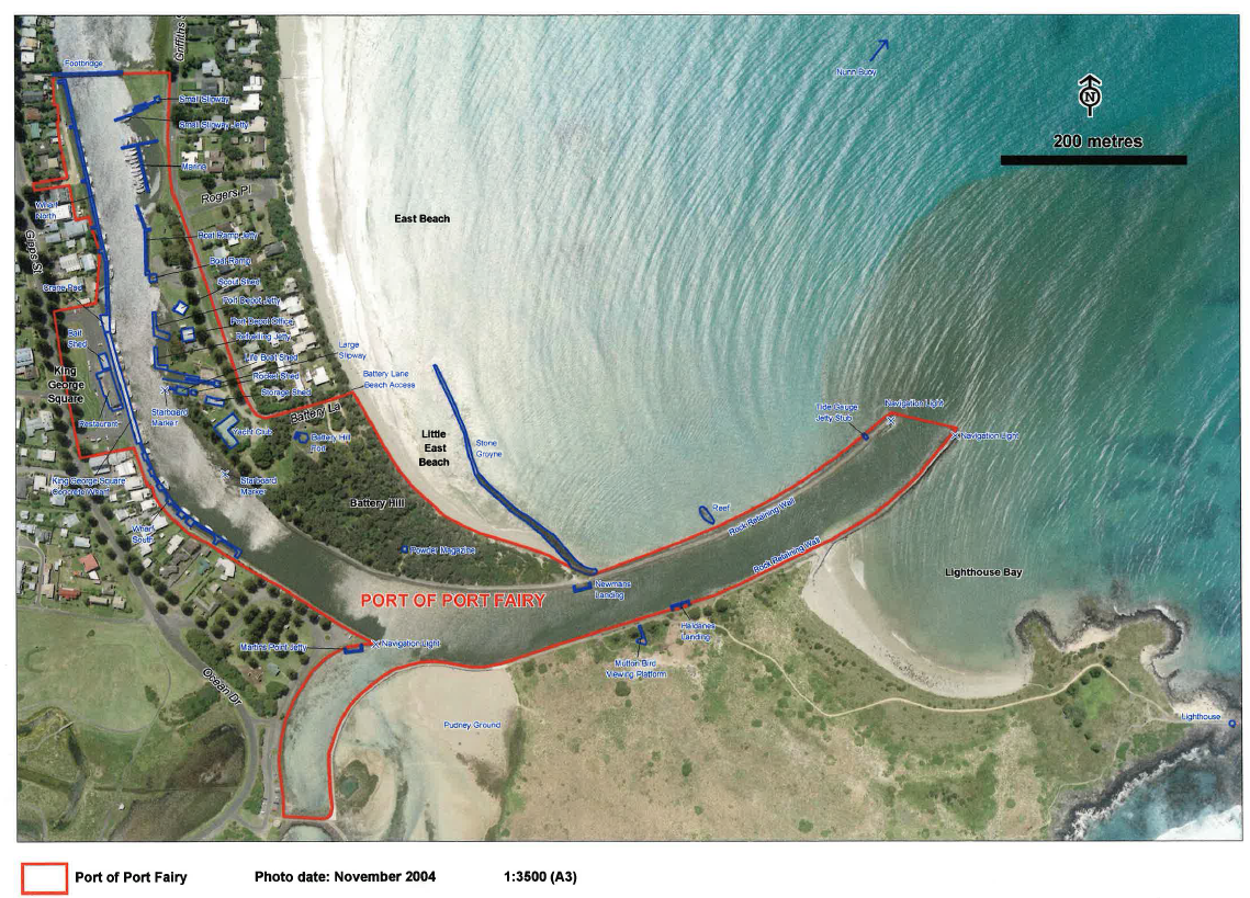 Port of Port Fairy Masterplan