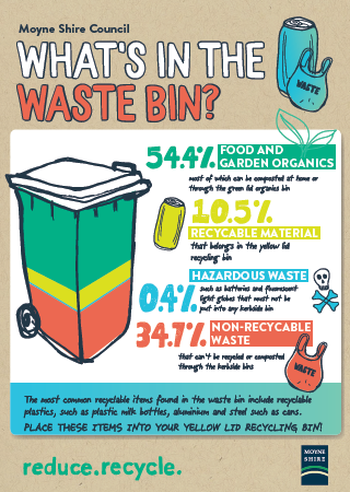 Whats in your waste bin